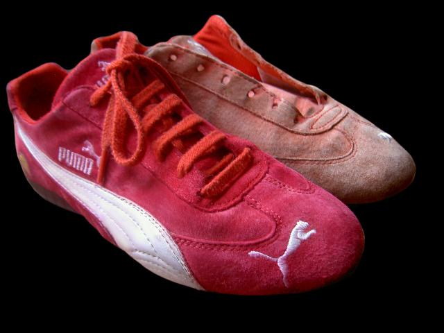 Teindre Vos Ou Reteindre Chaussures Faire Tc3JKlF1