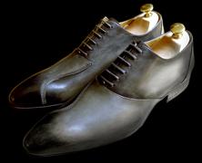 2eb57fcf131d9 chaussure mariage grise pour homme ...